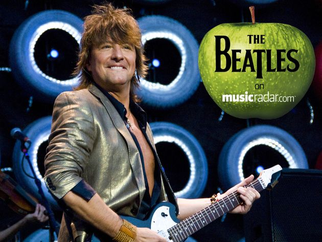 Seeing The Beatles made Sambora dream of becoming a rock star