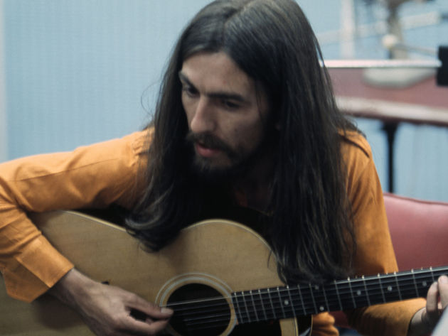 George Harrison in 1970, the year he released All Things Must Pass