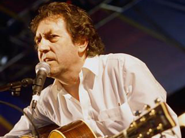 Bert Jansch performing at Fleadh 2000