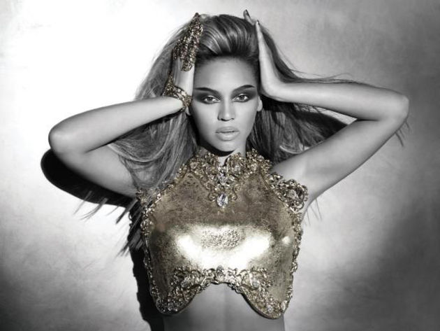 It's official: Beyonce can sing.
