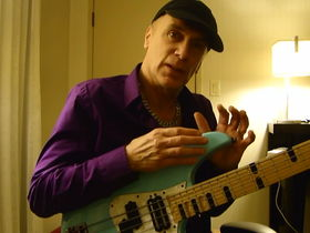 NAMM 2011 VIDEO: Billy Sheehan on his new Yamaha Attitude III bass