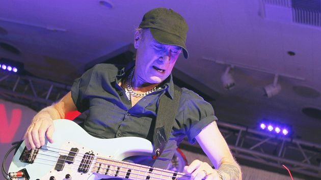Good times, bad times – for bass star Billy Sheehan, the touring life brings them both