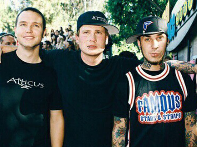 Blink 182: tour first, record later