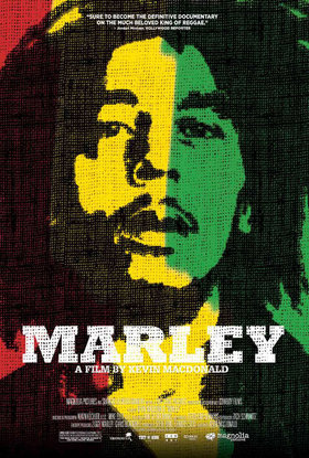 Marley documentary film poster