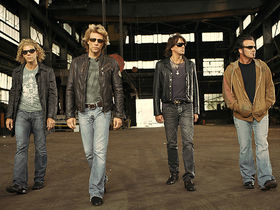 Bon Jovi, Springsteen, Spice Girls top 2008's top-grossing tours