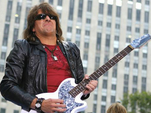Sambora and Bon Jovi come full 'Circle' on their new album