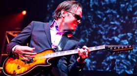 Joe Bonamassa announces four London dates