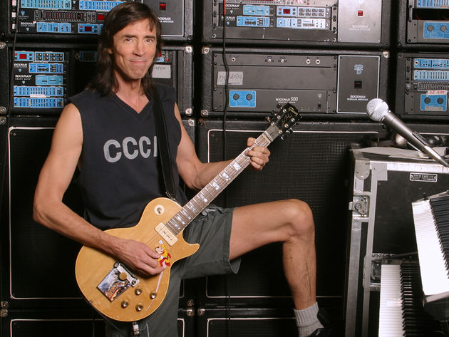 There's only one Boston, says Tom Scholz