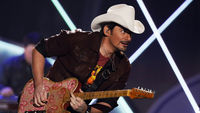 Brad Paisley talks Telecasters, recording, George Harrison and playing the UK