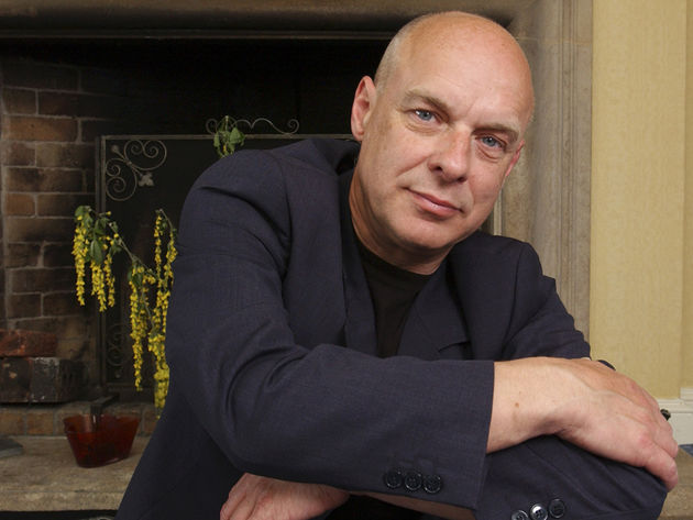 Brian Eno is getting 'Warped' later this year