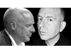 Twitter twatter: Brian Eno vs Alan McGee