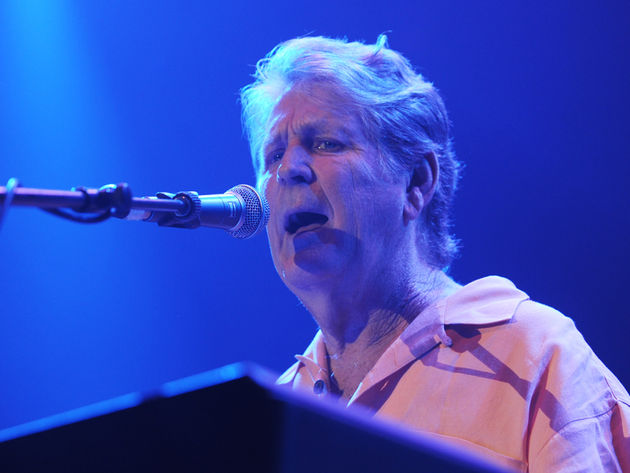 It takes a great singer to do justice to Gershwin. Brian Wilson is such a singer