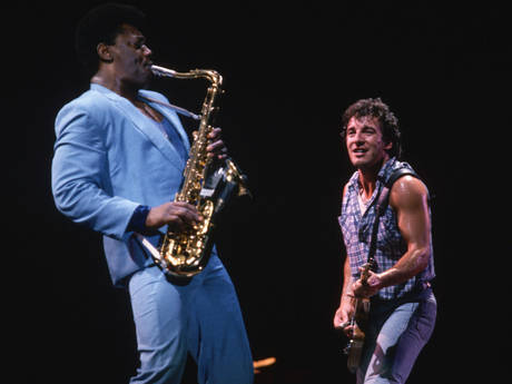 bruce springsteen clarence clemons born to run. Glory Days: Clarence Clemons