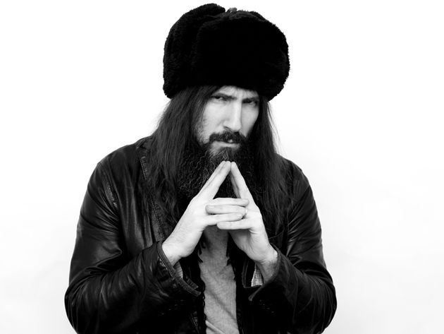 Ron 'Bumblefoot' Thal might just be Toyota's next spokesman after walking away from a serious accident