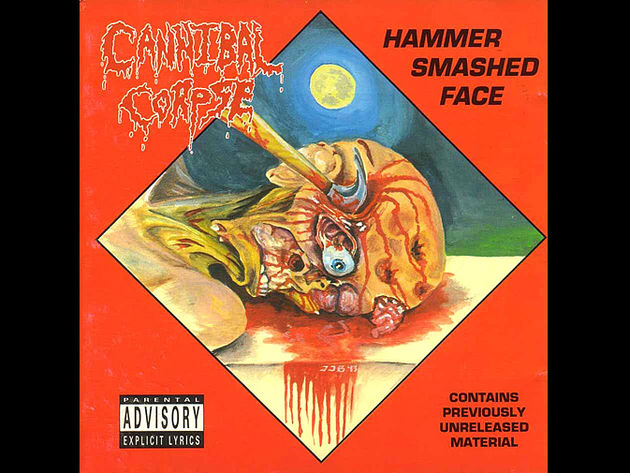 1993's Hammer Smashed Face EP
