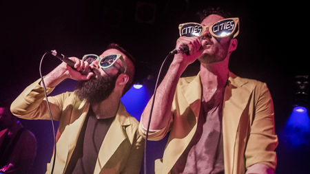 Capital Cities' Ryan Merchant talks Safe And Sound