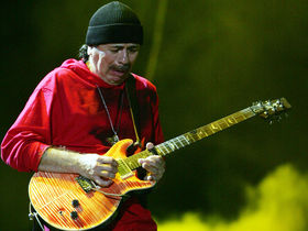 "Carlos Santana: Led Zep's Whole Lotta Love is ""hip-hop from the ghetto"""
