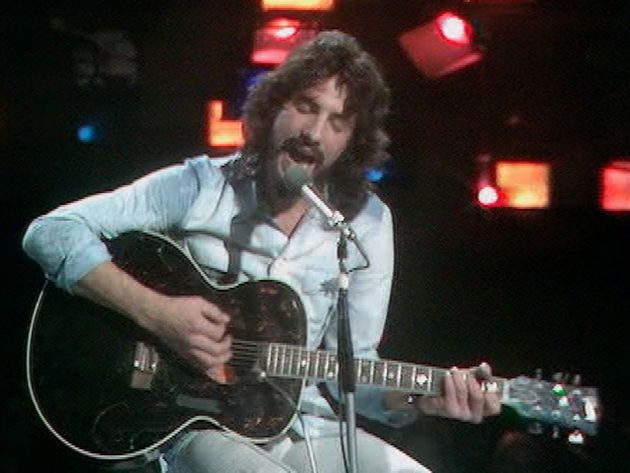 Yusuf Islam, when he was Cat Stevens.
