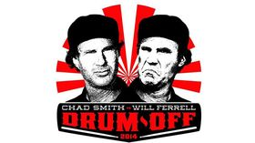 Will Ferrell sort vainqueur de sa battle de batterie contre Chad Smith