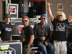 Pre-order the Chickenfoot III Fan Pack today!