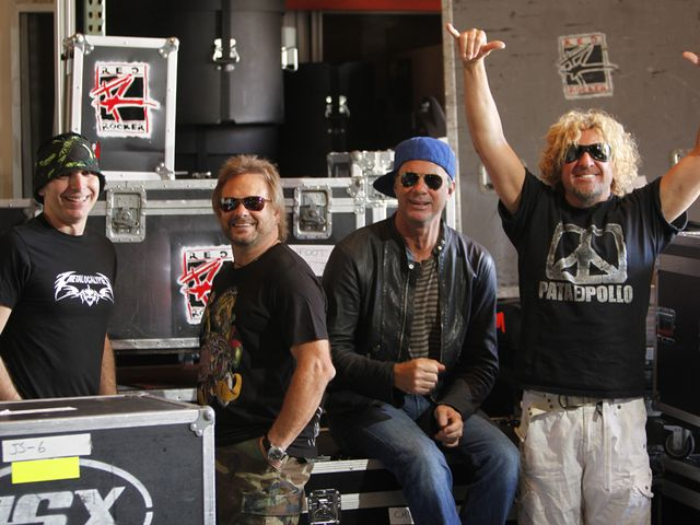 The second record is called Chickenfoot III, and it all makes perfect sense