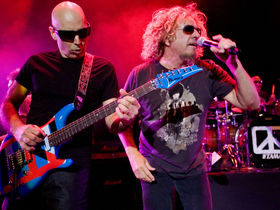 VIDEO: Chickenfoot perform two songs on Jimmy Kimmel Live!