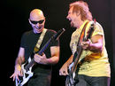 Interview: Joe Satriani, Michael Anthony on Chickenfoot's Road Test tour