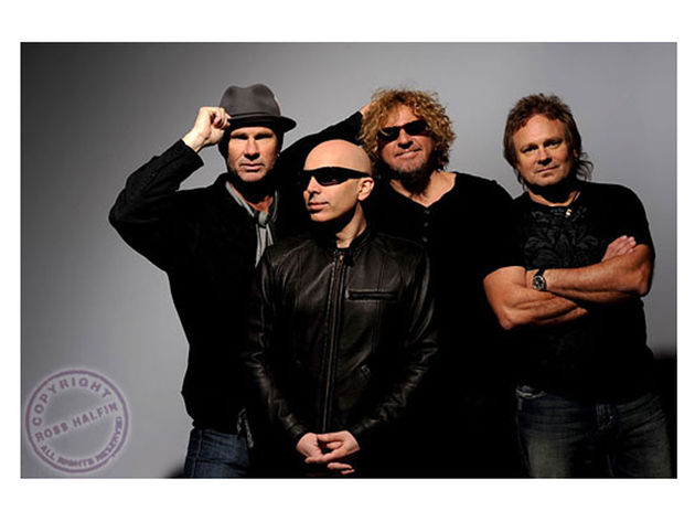 Chickenfoot are sell-outs...in a good way!