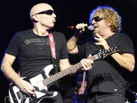 Joe Satriani talks new Chickenfoot and solo albums