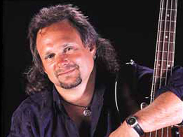 Michael Anthony is back on the good 'foot'