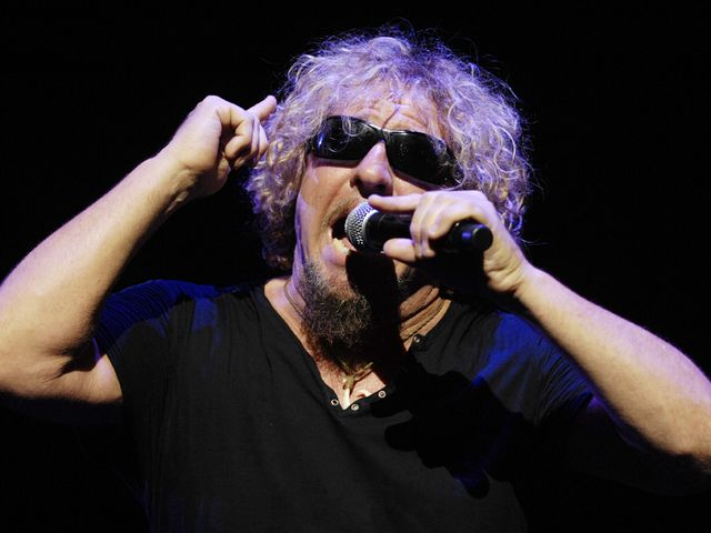 Hagar joining Aerosmith? Dream On, says Sammy's manager