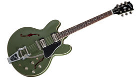 Musikmesse 2013: Gibson announces Chris Cornell ES-335