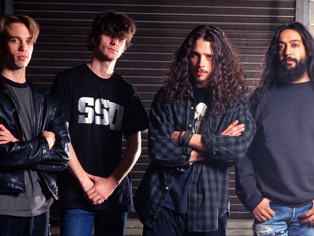 Soundgarden are back. Chris Cornell says so
