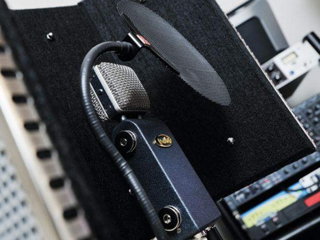 Violet mic