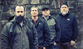 Clutch - band photograph in 2013