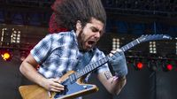 Coheed And Cambria's Claudio Sanchez talks guitars, concept albums and band harmony