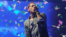 Coldplay set voted favourite Glastonbury moment