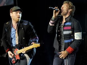 Coldplay recording new album with Brian Eno