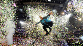 Coldplay announce tour DVD, live album and single