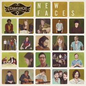 Communion new faces compilation cover image