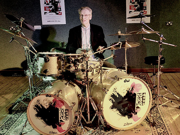 Ginger Baker says Cream will never play again