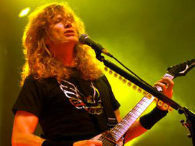Megadeth's Dave Mustaine disses AC/DC - quickly apologizes