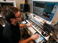 Studios de pros : les studios d'enregistrement des stars en images