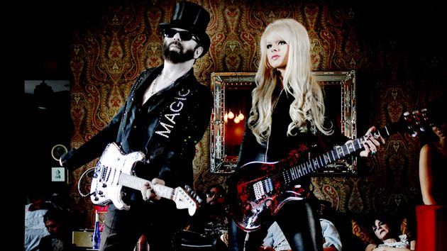 Dave Stewart and Orianthi are looking for a few good musicians
