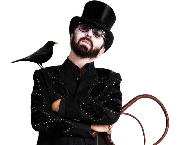 Dave Stewart documents a 10-day burst of creativity in his new film, The Ringmaster General