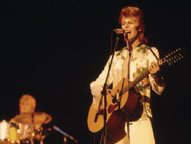 David Bowie: relive and remix his Golden Years.