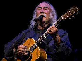 David Crosby talks songwriting, guitars and his new solo album, Croz