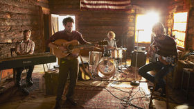 Exclusive video: Dawes in the studio with producer Jacquire King