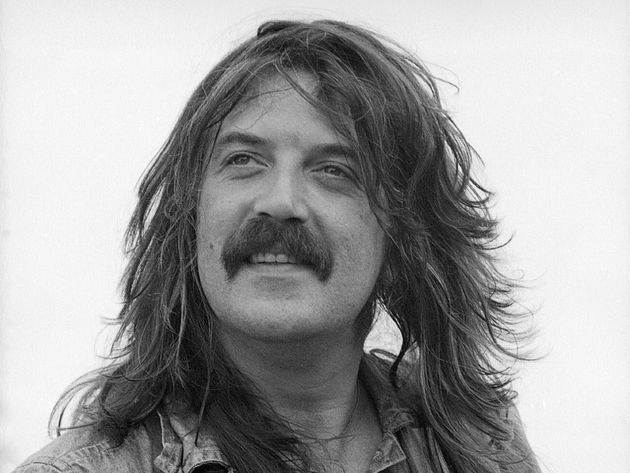 Jon Lord, photographed in Phoenix, Arizona, 1976