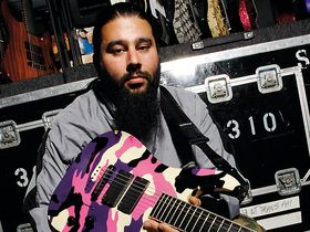 Deftones' Stephen Carpenter, Sergio Vega on Diamond Eyes